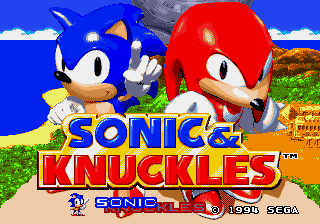 File:Title Screen - Sonic and Knuckles.png