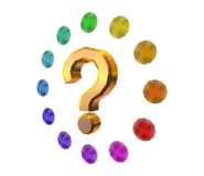 Hint Ring (Sonic Colors)