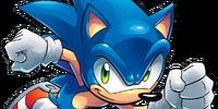 Sonic the Hedgehog (Pre-Super Genesis Wave)