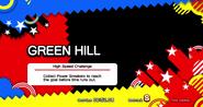 High Speed Challenge Title Card