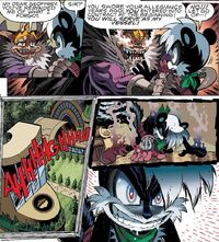 Troll Skunk