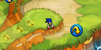Green Hill Zone (Sonic Chronicles: The Dark Brotherhood)