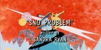 Sno Problem