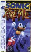 Sonic Xtreme cover v2