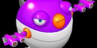 Blowfish Transporter
