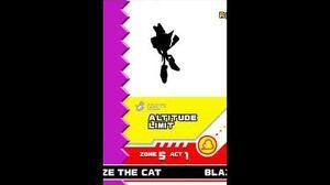 DesMuMe Sonic Rush Altitude's Limit Act 1 - Blaze, 1080p 60FPS