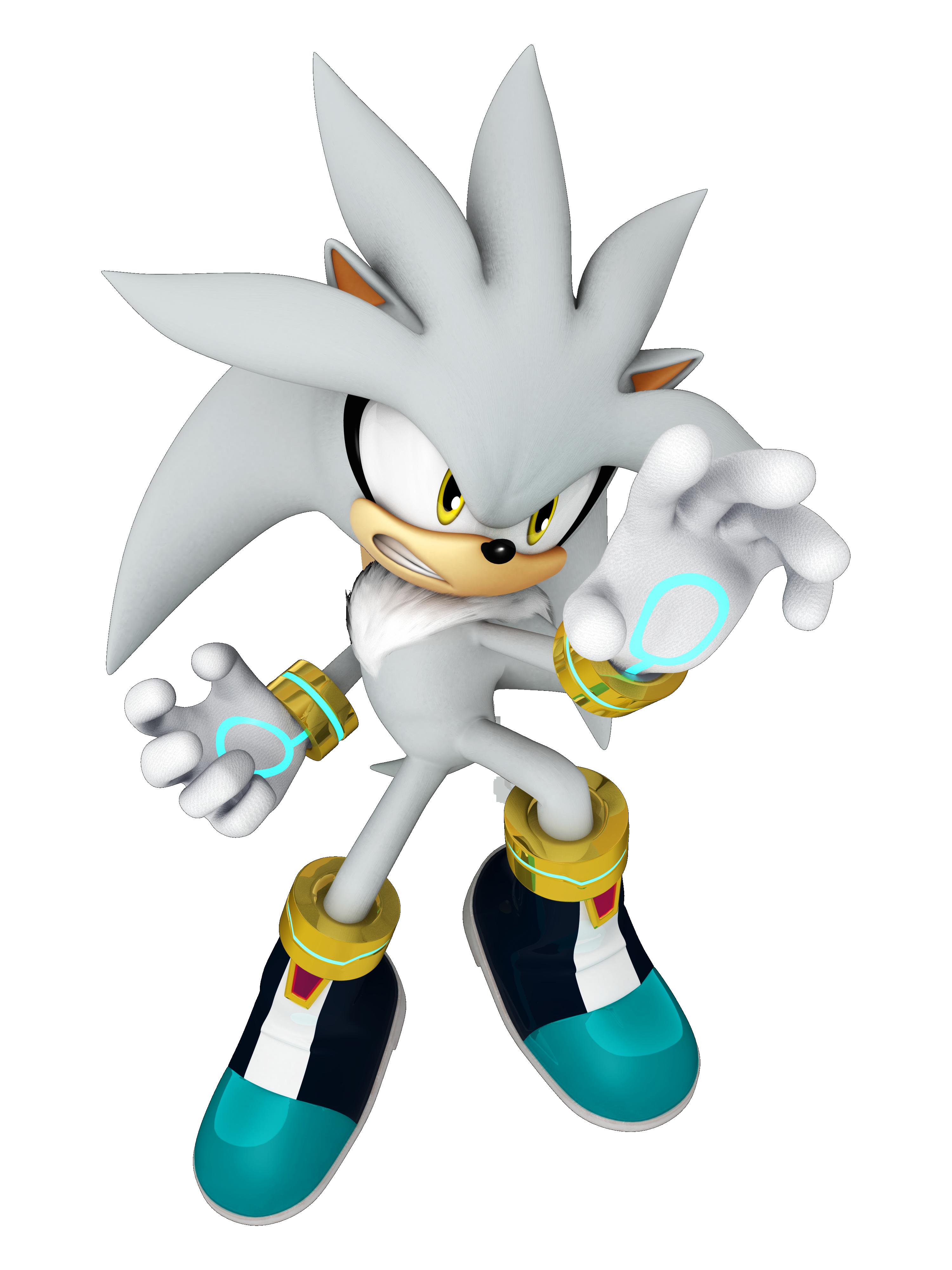 Silver the hedgehog sonic news network fandom powered - Sonic et shadow ...