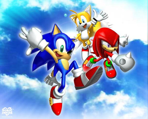 File:Sonic Heroes wallpaper.jpg