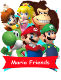 Mario-Freinds