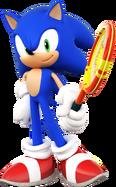 Sonic pose 98