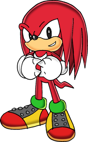 File:Classic Knuckles The Echidna 2.png