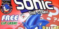 Sonic the Comic Issue 101