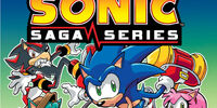 Sonic Saga Series Volume 8: Hedgehog Havoc!