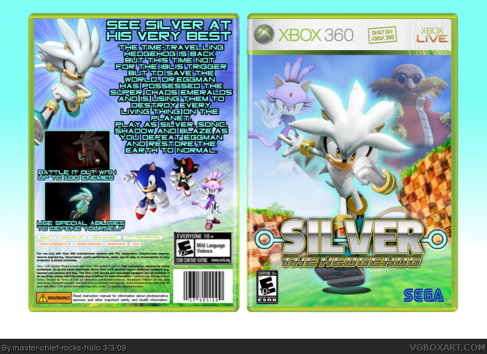 Sonic Games 9