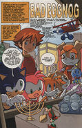 Sonic X issue 15 page 1