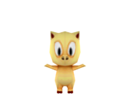 Sonic Runners Picky model