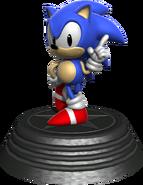 Sonic Generations Classic Sonic Statue