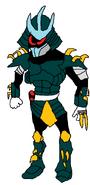 Yukon as Shredder
