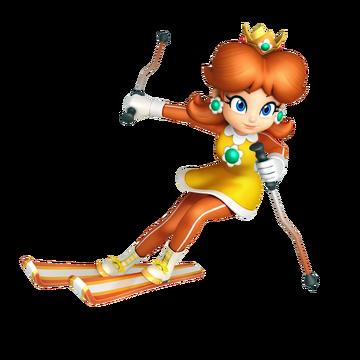 Daisy winter games