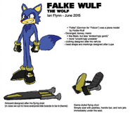 Falke Wulf Concept artwork 2