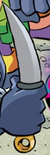 Razor's dagger