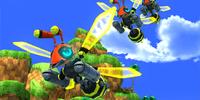 The Buzz Bombers' Revenge!