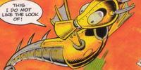 Aquis (Sonic the Comic)