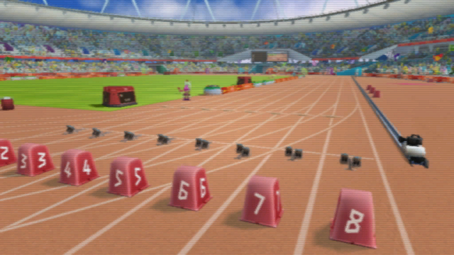File:London - Olympic Stadium - Track - 100m Sprint.png