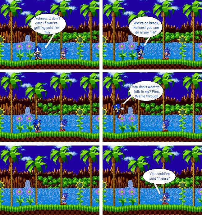 Sonic Generations Off-Shoot pt 2