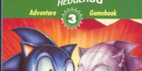 Sonic the Hedgehog Adventure Gamebook 3: Sonic v. Zonik