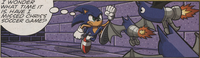 Bat-Brain-Sonic-X-Comic