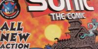 Sonic the Comic Issue 126