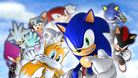 File:Sonic Rivals 2 UMD Background.png