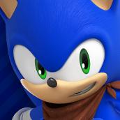 Sonic icon (Sonic Dash 2)