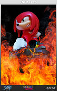 First-4-Figures-Knuckles-Statue-Pic