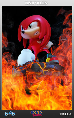 File:First-4-Figures-Knuckles-Statue-Pic.jpg