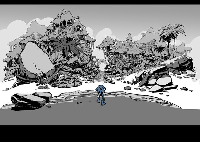 File:RoL concept art Sonic enters ruins.jpg
