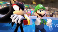 Mario & Sonic at the Olympic Winter Games - Opening - Screenshot 43