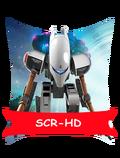 SCR-HD card happy
