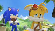 Dejected tails