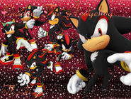 Shadow The Hedgehog Wallpaper FlopiSega