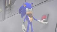 Sonic near light switch