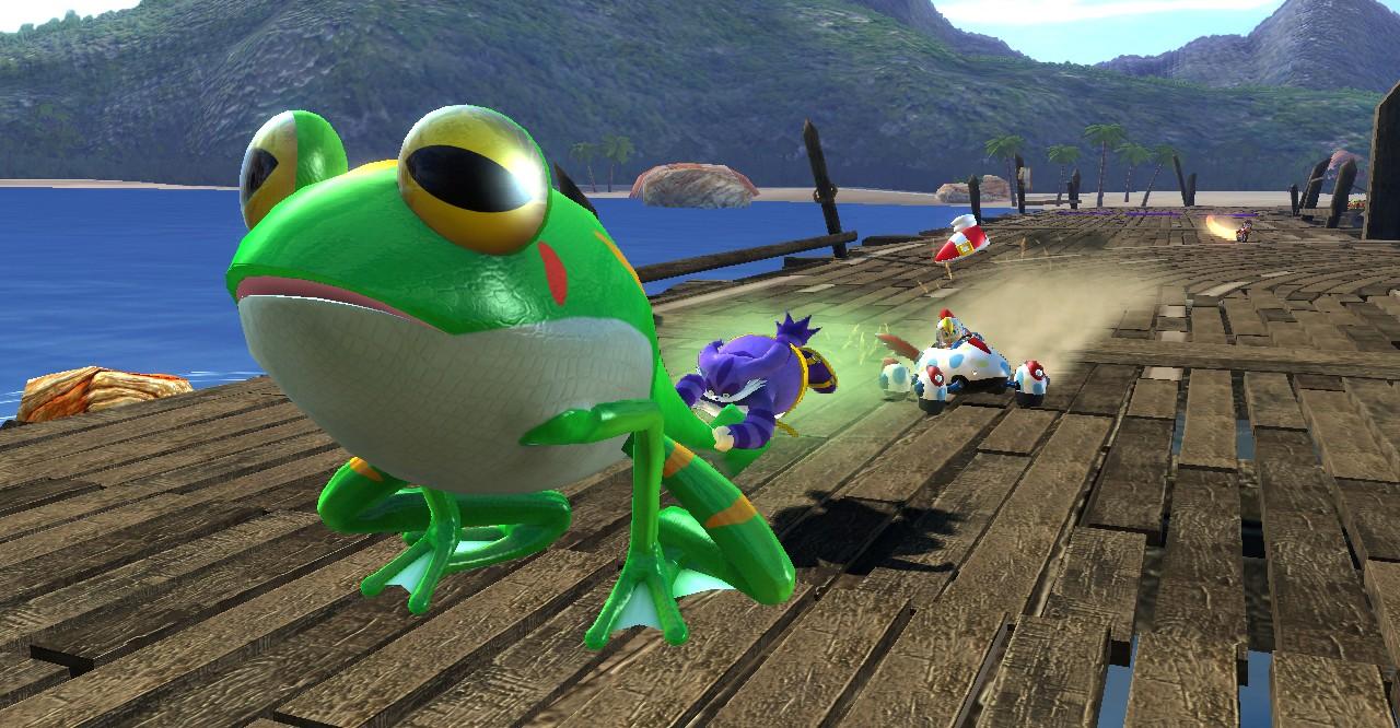 File:Sonic & Sega All Stars Racing Giant Froggy.jpg