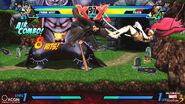 Ultimate Marvel VS Capcom 3 Character Pose 8