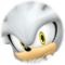 Sonic Free Riders - Silver Icon