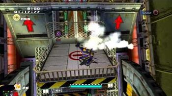 Sonic Adventure 2 (PS3) Prison Lane Mission 2 A Rank