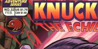 Archie Knuckles the Echidna Issue 32