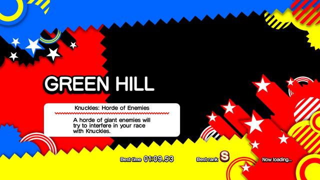 File:Knuckles Hoard of Enemies Title Card.png