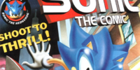 Sonic the Comic Issue 154