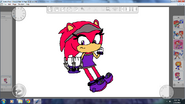 Maim The Hedgehog By Metal
